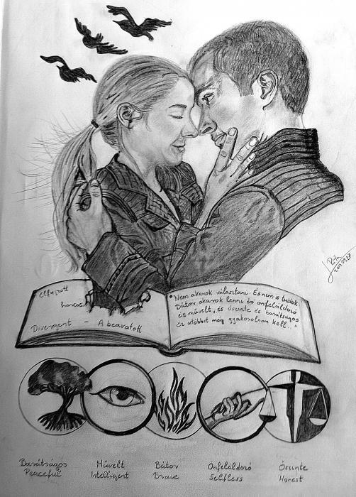 Shailene Woodley by ritu